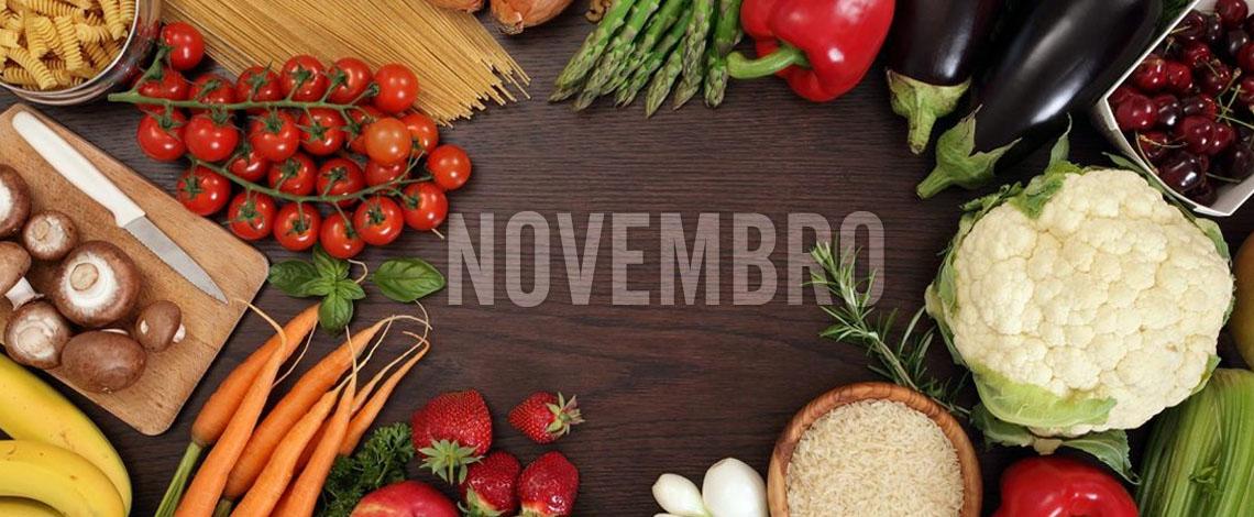 Menús de novembro